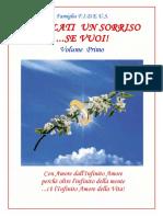 Regalati Un Sorriso - Volume Primo