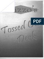 Gazzo - Tossed-Out Deck