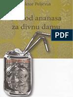 Viktor Peljevin~Sok od ananasa za divnu damu