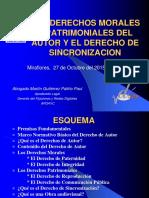 Exposicion Derecho de Autor Miraflores 11