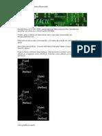 Criação de componente no P-CAD