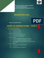 Clase 10 - Diseño Intersecciones.pdf