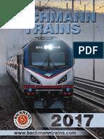 Bachman Trains 2017