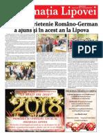 Informatia Lipovei - Nr 85 - 21 decembrie 2017