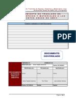 Ec_vvjjpr003 - Procedimiento de Traslado de Equipos, Materiales a Las Deferentes Areas de Smcv