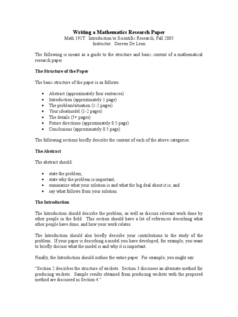 Do my mathematics research paper chrono functional hybrid or combination format resume