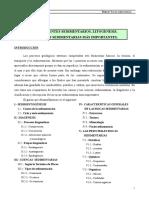 Tema 06. Los Ambientes Sedimentarios. Litogénesis ...