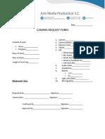 Camera Form