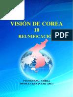 Visión de Corea 10 Reunificación - 00000264