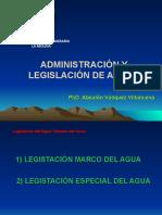 Legislacion de Aguas