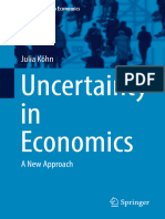 Uncertainty in Economics a New Approach (1)