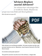 Can Robo Advisers Replace Human Financial Advisers WSJ (1)