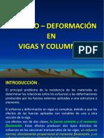 5. 6. Esfuerzo Deformacion en Vigas y Columnas