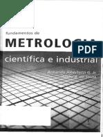 Fundamentos Metrologia Científica Industrial