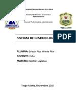 Gestion Logistica Winnie