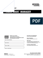 Powerwave Manager