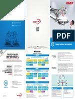 Brochure Computacion e Informatica