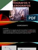 Sismografos y Acelerografos