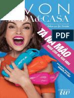 Folheto Avon Moda&Casa - 03/2018