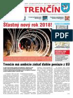 INFO Trenčín - január 2018