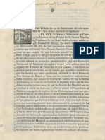 Anon - Hospital de Naturales Sus Gastos Del Mes 19 de Septiembre de 1790
