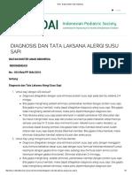 Diagnosis Dan Tata Laksana Alergi Susu Sapi 2
