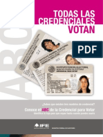 ABC-Credencial Para Votar