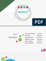 Bakery Nouggat