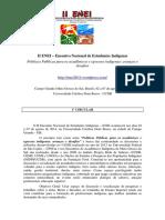 1ª Circular ENEI 2014