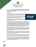 Reglamento de Adecuacion de Derechos Mineros