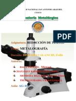 Monografia de Redaccion