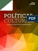 Alexandre Almeida Barbalho - Políticas Culturais Conjunturas e Territorialidades