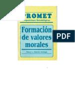 FORMACIÓN DE VALORES MORALES. PROMET.  NANCY CHACÓN.pdf