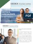 Folleto GEDEX