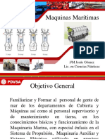 Maquinas Marinas