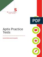Aptis Practice Book - Web Version
