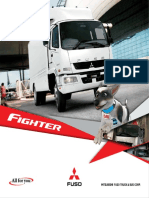 New Fuso Fighter Fk Fm Fn Brochure 2015