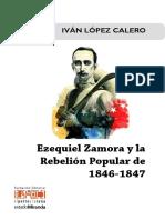 La Rebelión Popular de Zamora Libro