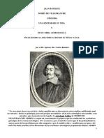 Jean Baptiste Morin - Una Sintesis de Su Vida y de Su Obra Astrologica