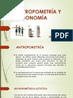 Antropometría y Ergonomía