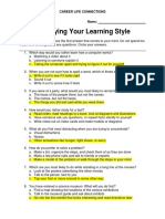 identifying your learning style clc 15
