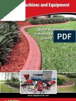 2010 Edgemaster Product Line Catalogue