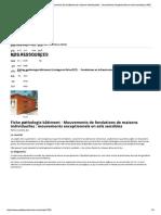 Fiche Pathologie Bâtiment - Mouvements ... Exceptionnels en Sols Sensibles _ AQC