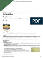 Fiche Pathologie Bâtiment - Désordres Des Enduits Monocouches _ AQC