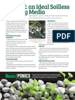 Pumice GrowMedia Advantages