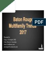 2017 Trends Multi-Family