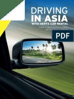 Hertz Asia Driving Guide Online