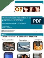 istabilidad termoacustica