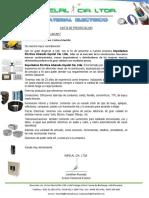 Carta-Presentacion Impelal CIA Ltda