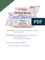 L6-Alternating Series, Leibnitz's Rule